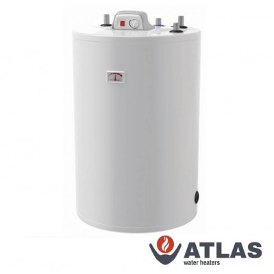 Boiler cu serpentina cu racordare superioara (sub centrala) 100L ATLAS