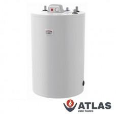 Boiler cu serpentina cu racordare superioara (sub centrala) 120L ATLAS