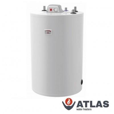 Boiler cu serpentina cu racordare superioara (sub centrala) 80L ATLAS